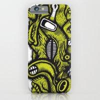 Irradié - the print iPhone 6 Slim Case