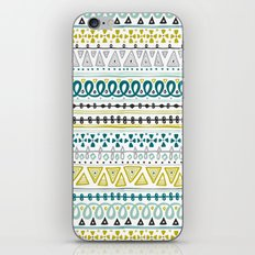 Boho Market Stripe iPhone & iPod Skin