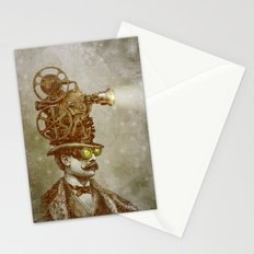 The Projectionist  Stationery Cards