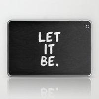 Let It Be 01 Laptop & iPad Skin