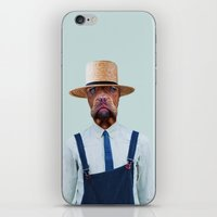 polaroid N°5 iPhone & iPod Skin
