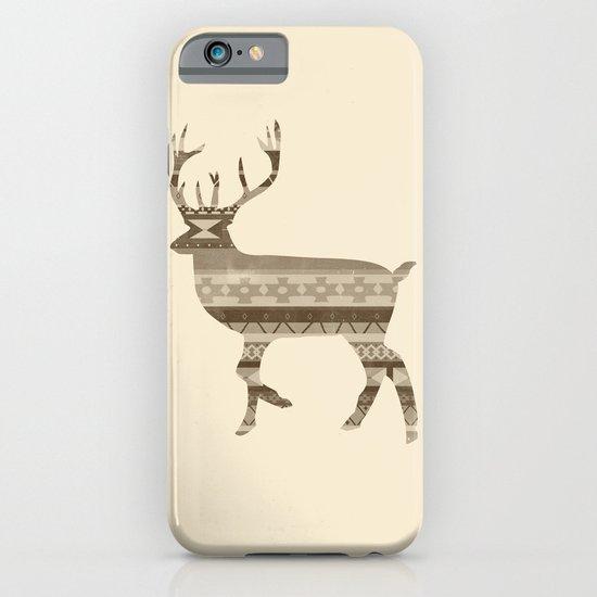 Native Deer iPhone & iPod Case