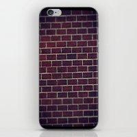 She's a Brick... iPhone & iPod Skin