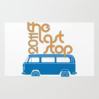 The Last Stop 2011 Rug