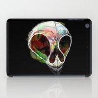 Rainbow Skull iPad Case