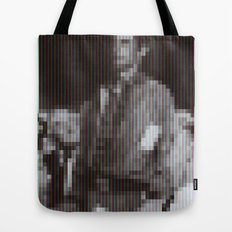 Network Television Tote Bag