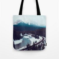 Canadian Rocky Mountains… Tote Bag