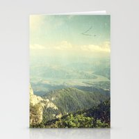 Winged Migration Stationery Cards
