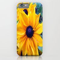 iPhone & iPod Case featuring Earthy Sun by World Raven