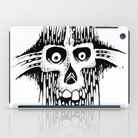 Skully Line iPad Case
