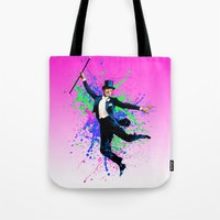 Astaire Fred, still dancing. Tote Bag