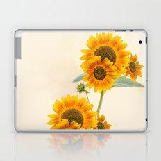 Sunflowers paterns Laptop & iPad Skin