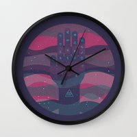 HEY BABY, WHAT'S YOUR SIGN, I'M A GEMINI Wall Clock