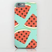 Juicy Melons iPhone 6 Slim Case