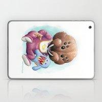 Sblinkeee And Her Bonac … Laptop & iPad Skin