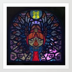 Sage Of Earth Art Print