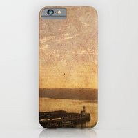 iPhone & iPod Case featuring Calm Harbour by Elizabeth Wilson Photography