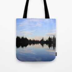 Salmon Lake Tote Bag