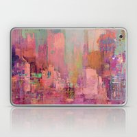 Pink city  Laptop & iPad Skin