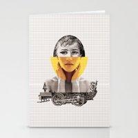 Goodbye my lover Stationery Cards