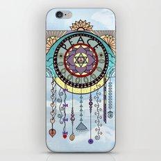 Peace Kite Dangle iPhone & iPod Skin