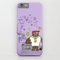 iPhone & iPod Case featuring Gangst@#Rap by Saar Gil