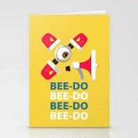 Bee-Do Bee-Do Stationery Cards
