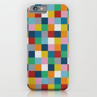 iPhone & iPod Case featuring Colour Block #2 by Project M