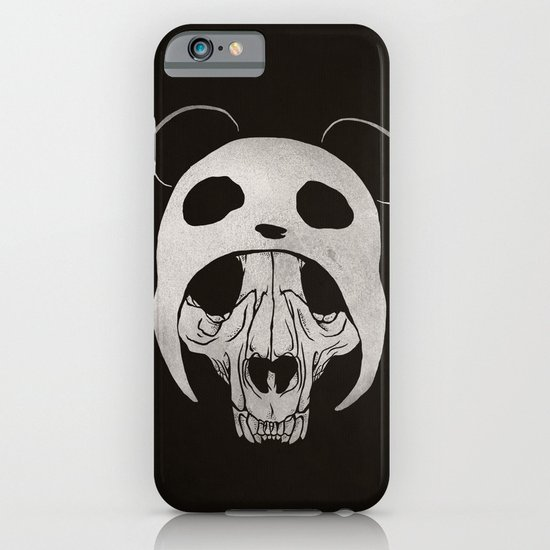 Panda Skull iPhone & iPod Case