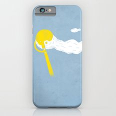 Early morning shave iPhone 6 Slim Case