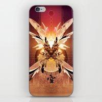 Krysaliss iPhone & iPod Skin