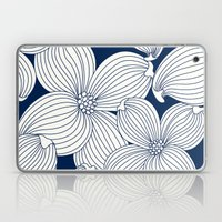 Dogwood Big Linear Flora… Laptop & iPad Skin