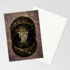 Rocket Ship! Stationery Cards