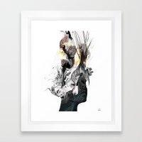 Symphonia Framed Art Print