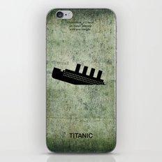 April 14, 1912 – April 15, 1912 iPhone & iPod Skin