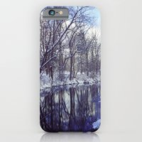 iPhone & iPod Case featuring Blue Ice II by Amy Bruce Imagery