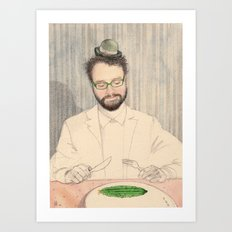 Tom Art Print