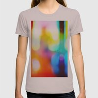 Be Yourself Womens Fitted Tee Cinder SMALL