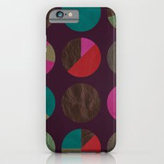 dots and shreds and colors Slim Case iPhone 6s