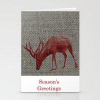 Season's Greetings 01 Stationery Cards