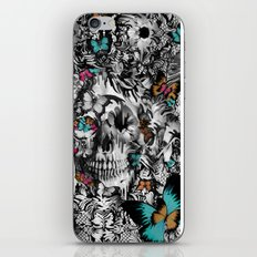 Butter and bones iPhone & iPod Skin
