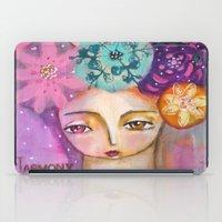 Harmony- Inspirational A… iPad Case