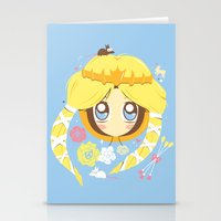 Park Princess Stationery Cards