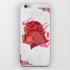 Red Darth iPhone & iPod Skin