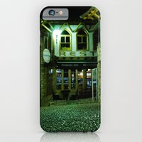 iPhone & iPod Case featuring cafe Evropa by RAIKO IVAN雷虎