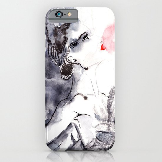 Black Swan iPhone & iPod Case
