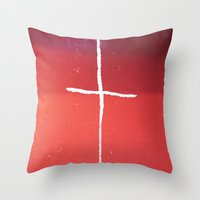 La Bestia Throw Pillow