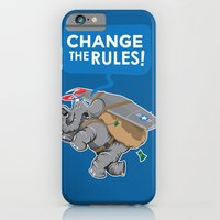 CHANGE The RULES iPhone 6 Slim Case