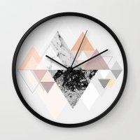 Graphic 110 Wall Clock