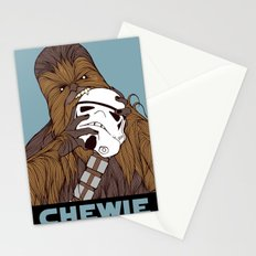 Chewie Stationery Cards